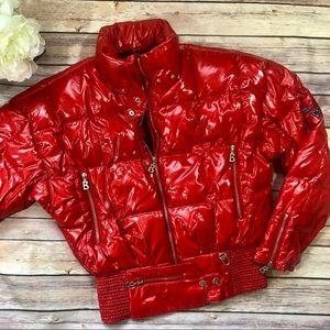 Bogner | Red Ski Jacket